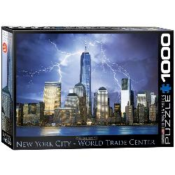 Freedom Tower (New York City) Skyline / Cityscape Jigsaw Puzzle