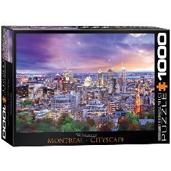 Montreal Cities Jigsaw Puzzle
