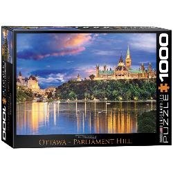 Ottawa - Parliament Hill Lakes / Rivers / Streams Jigsaw Puzzle