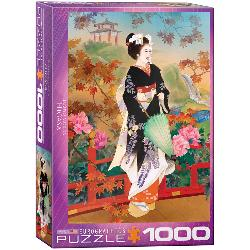 Higasa Asian Art Jigsaw Puzzle