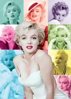 Marilyn by Milton Greene Collage