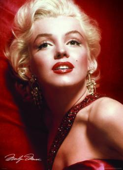 Marilyn Monroe by Slam Shaw Nostalgic / Retro