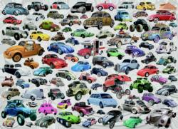 You do Yours - VW Beetle Pattern / Assortment Jigsaw Puzzle