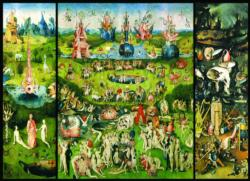 The Garden of Earthly Delights, Triptych Fine Art Jigsaw Puzzle