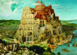 The Tower of Babel Religious Jigsaw Puzzle