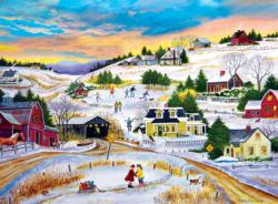 T'is the Season Winter Jigsaw Puzzle