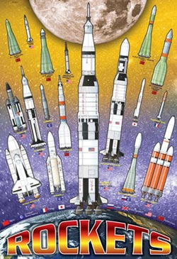 Rockets Science Children's Puzzles