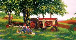 Stories of a Lifetime Farm Jigsaw Puzzle