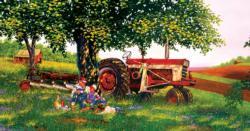 Stories of a Lifetime Farm Jigsaw Puzzle