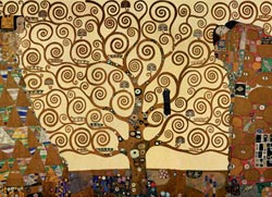 Tree of Life Contemporary & Modern Art Jigsaw Puzzle