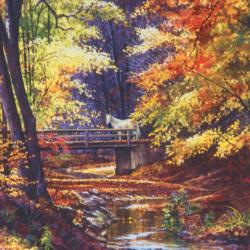 Look Closely Fall Jigsaw Puzzle