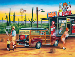 Are We There Yet? General Store Large Piece