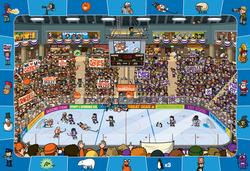 Hockey (Spot & Find) Sports Jigsaw Puzzle