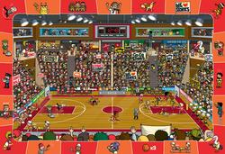 Basketball (Spot & Find) Sports Children's Puzzles