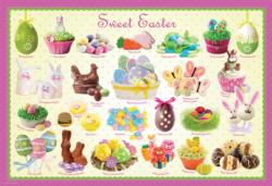 Sweet Easter (Play & Bake) Pattern / Assortment Jigsaw Puzzle