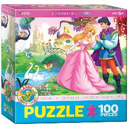 Cinderella - Scratch and Dent Fantasy Jigsaw Puzzle