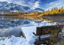 Bow Valley Park Provincial, Alberta Canada Jigsaw Puzzle