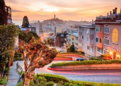 San Francisco, CA San Francisco Jigsaw Puzzle