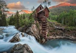 Crystal River, CO Photography Jigsaw Puzzle
