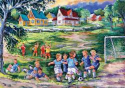 Game on Sports Jigsaw Puzzle