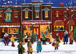 The Toy Box Christmas Jigsaw Puzzle