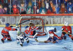 He Scores! Sports Jigsaw Puzzle