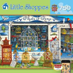 Flights of Fancy (Little Shoppes) Mother's Day Jigsaw Puzzle