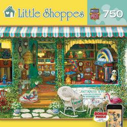 Antiques Etc (Little Shoppes) Nostalgic / Retro Jigsaw Puzzle