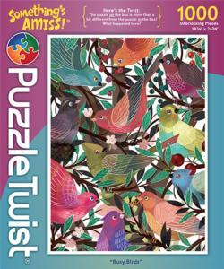 Busy Birds Birds Jigsaw Puzzle