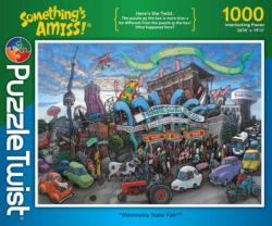 Minnesota State Fair Cities Jigsaw Puzzle
