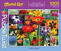 Flowers in Bloom Photography Jigsaw Puzzle