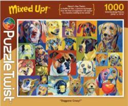 Doggone Crazy! Dogs Jigsaw Puzzle