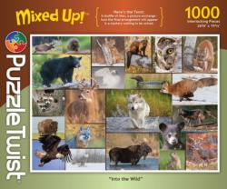 Into the Wild Wildlife Jigsaw Puzzle