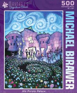 His Purple Palace Music Jigsaw Puzzle
