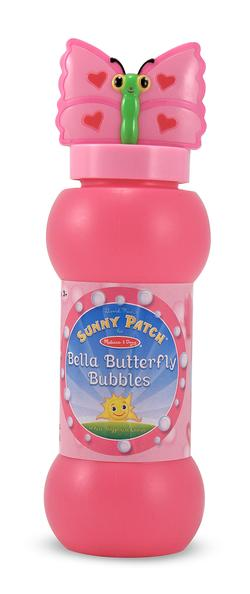 Bella Butterfly Bubbles Toy