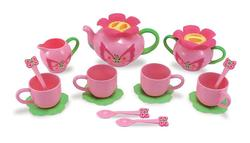 Bella Butterfly Tea Set Toy