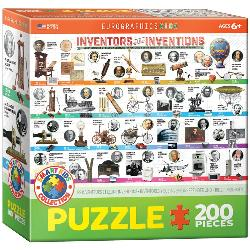 Great Inventions Science Jigsaw Puzzle