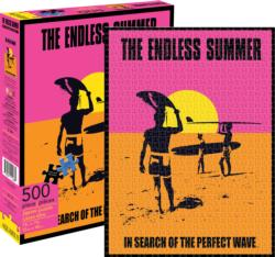 The Endless Summer Movies / Books / TV Jigsaw Puzzle