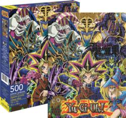 Yu-Gi-Oh! Movies / Books / TV Jigsaw Puzzle