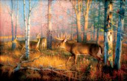 7 Critters - Scratch and Dent Deer Jigsaw Puzzle