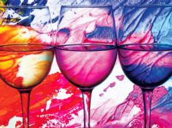 Cheers Food and Drink Jigsaw Puzzle