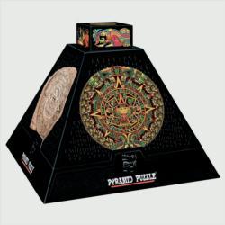 Precolumbian Art  Pyramid History 3D Puzzle