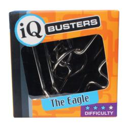 The Eagle (IQ Busters: Wire Puzzle) Brain Teaser