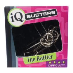 The Rattler (IQ Busters: Wire Puzzle) Brain Teaser