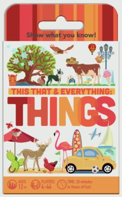This That & Everything: Things