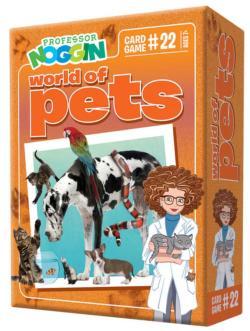 Professor Noggin's World of Pets
