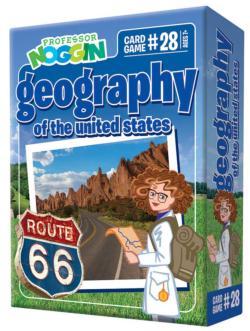 Professor Noggin's Geography of the US