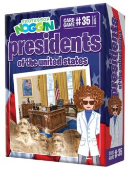 Professor Noggin's Presidents of the US United States