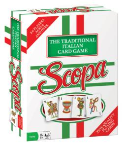 Scopa (Bilingual)