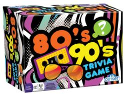 80's 90's Trivia Game Father's Day